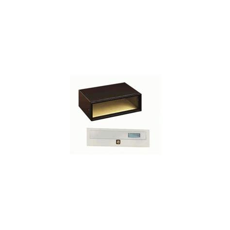 cassette postali per esterni cassetta postale modulare orizzontale per esterni 38 5x26