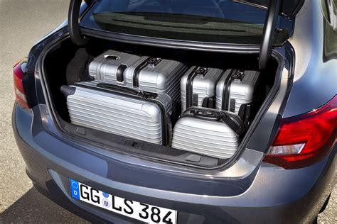 opel astra trunk opel unveils new astra sedan autoevolution