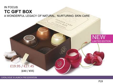 Teder Care Oriflame tender care gift box tender care oriflame 187 mike cook