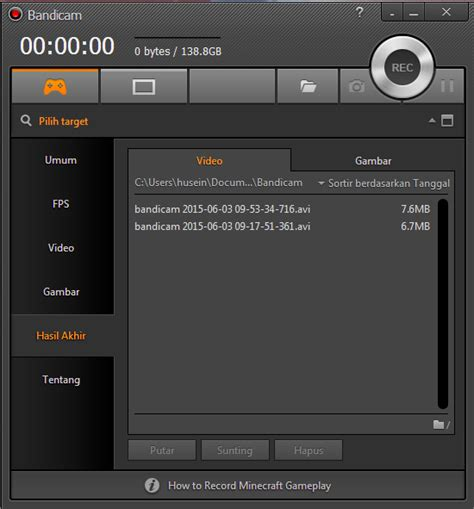 bandicam full version download 2015 download bandicam 2 2 0 777 full version gratis terbaru