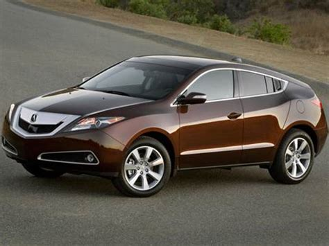2011 acura zdx | pricing, ratings & reviews | kelley blue book
