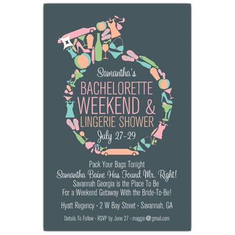 Bachelorette Party Invitation Template Template Business Friends Themed Invitation Template