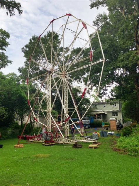 backyard ferris wheel backyard ferris wheel rv cground clubs luxury rv resorts