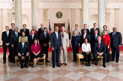 Current Cabinet Secretaries Current U S Cabinet The White House My Town Tutors