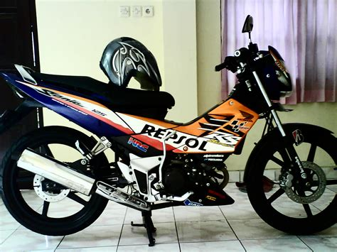 Gear Belakang Cbr Cb150 Mega Pro Tiger Sonic 428 48 Xtreme Not Sss Mei 2011 Info 57 Laman 7