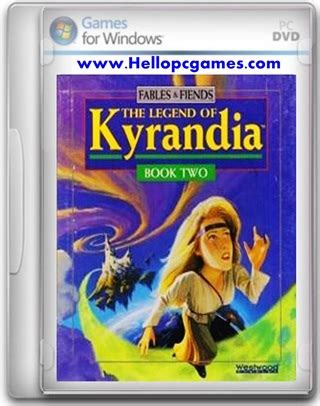 legend of kyrandia hand of fate book two game free