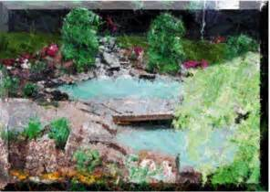 koi pond design