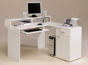 Modern Computer Table by White Modern Computer Desk Furniture Design