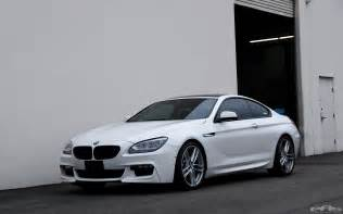 Bmw 650i Coupe Alpine White Bmw 650i Coupe Gets Some Exterior Upgrades