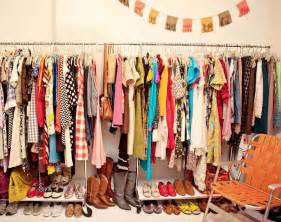 closet clothing home tour my closet a beautiful mess