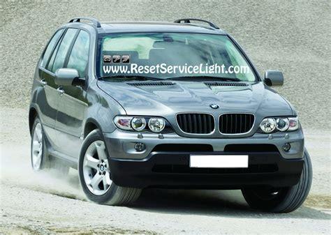 bmw service light on reset service light bmw x5 reset service light autos