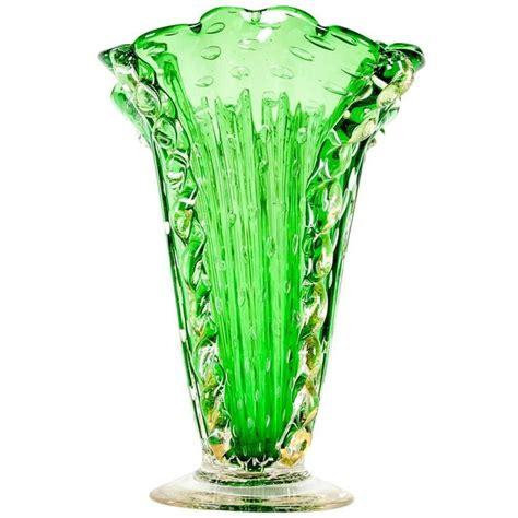 vintage murano glass decorative vase for sale at 1stdibs