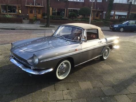 renault caravelle renault caravelle convertible 1964 catawiki