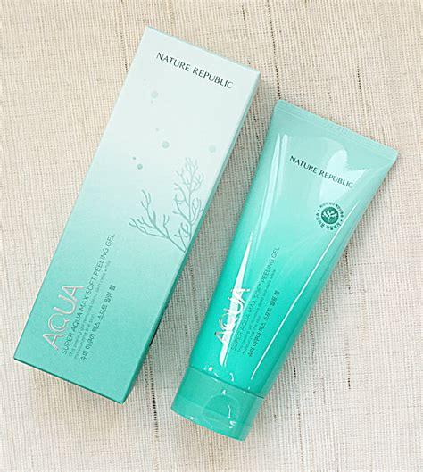 Harga Nature Republic Aqua Max Soft Peeling Gel gel tẩy tế b 224 o chết nature republic aqua