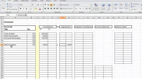 Accounting Worksheet Template accountant l picture accounting worksheet