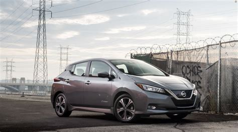 Nissan Leaf 2020 by 2020 Nissan Leaf Price Release Date Rumor Price 2019