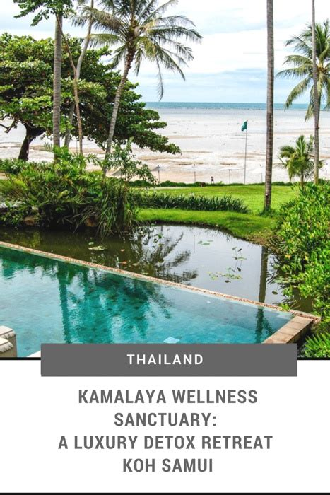 Koh Samui Detox Resort by Kamalaya Wellness Sanctuary Luxury Detox Retreat Koh Samui
