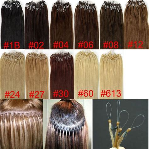 how to put in bead extensions 25 best ideas about micro bead hair extensions on