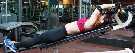incline bench reverse crunches incline reverse crunch reps indonesia fitness healthy lifestyle