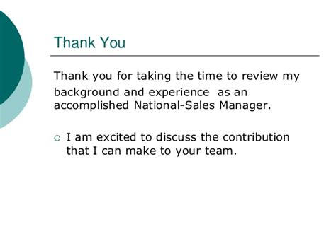 thank you for taking time to review my resume resume ideas