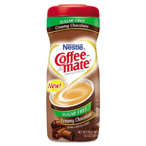 BettyMills: Coffee mate® Sugar Free Non Dairy Powdered