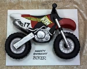 ktm motorcycle cake