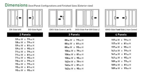 Patio Door Measurements Residential Patio Doors Newcastle Aluminum Inc
