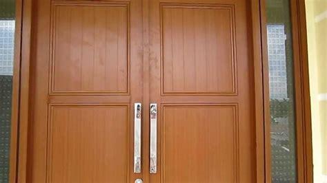 Pintu Kayu Multiplek pintu aluminium urat kayu