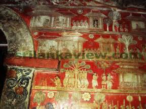 Home Interior Wall Art degaldoruwa viharaya or temple kandy