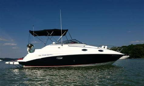 regal boats for sale knoxville tn 2008 regal 2665 26 foot 2008 regal motor boat in