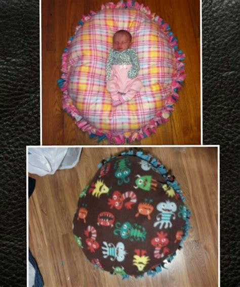 12 best images about tie blankets on no sew