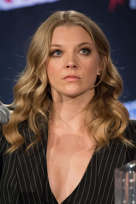 Natalie Dormer by Natalie Dormer Of Thrones Panel At New York Comic