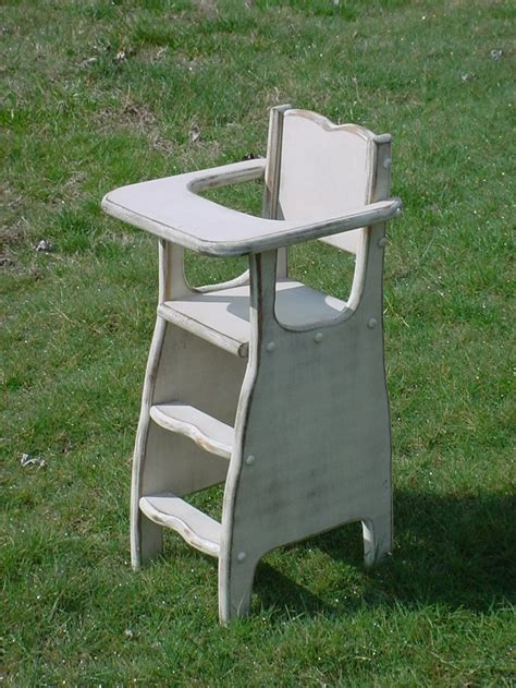 pattern for wood doll high chair 21 best ginny doll furniture and clothes images on