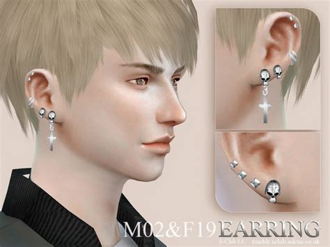 sims 4 mens earrings accessories archives page 67 of 316 sims 4 downloads