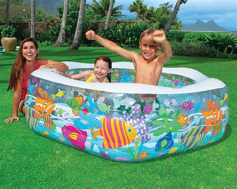 New Kolam Intex Swim Cwnter Family 10 best above ground pool reviews buyer s guide