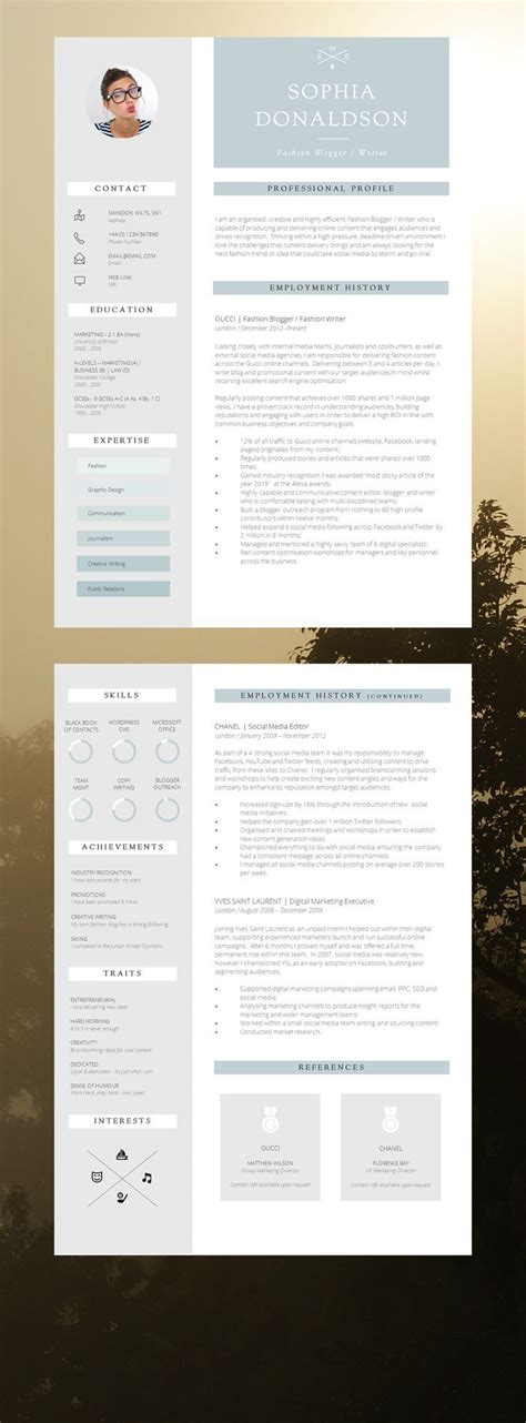 document layout pinterest 338 best design cv and resume images on pinterest
