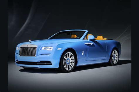 Baby Blue Rolls Royce rolls royce gets bespoke one baby blue paint