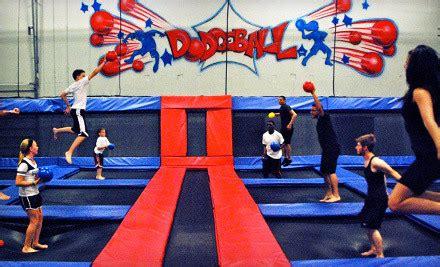 jump america indoor trampoline park