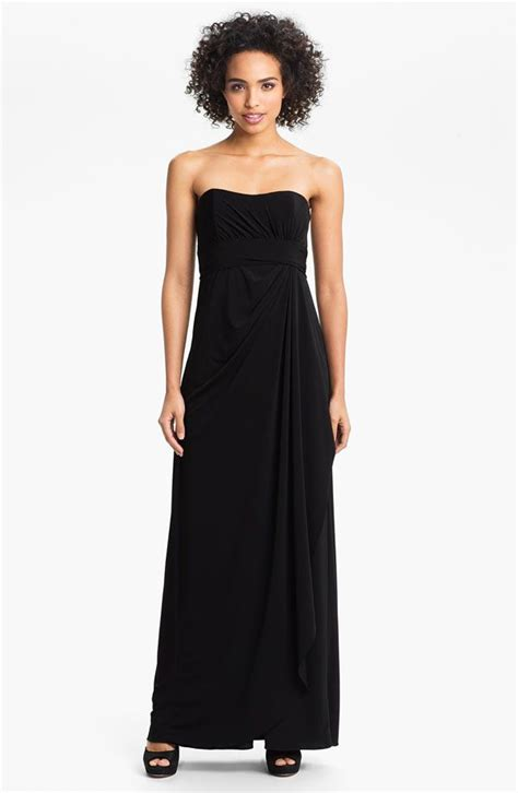 5 Sassy Summer Strapless Staples by 17 Best Images About Black Dresses On Columns