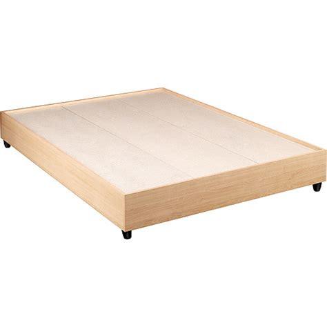 twin platform bed walmart dnp colori twin size platform bed seo walmart com
