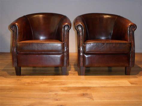 leren fauteuil te koop tweedehandse leren fauteuils banken stoelen tip