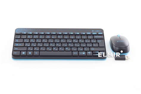Logitech Wireless Mk240 Combo Keyboardmouseblackgaransi Resmi клавиатура мышь logitech wireless combo mk240 black 920 005790 купить недорого обзор фото