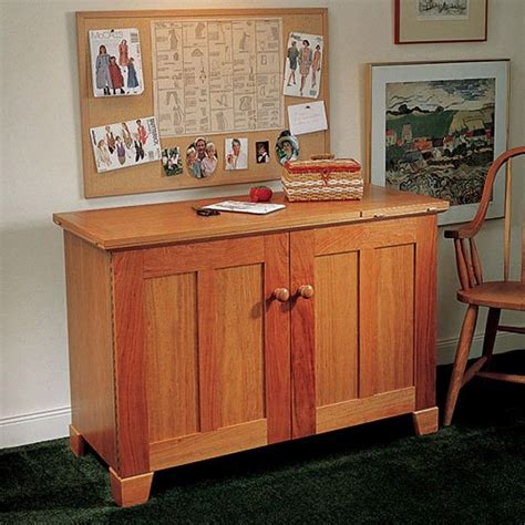 sewing machine cabinet plans sewing machine lift mechanism woodworking tools