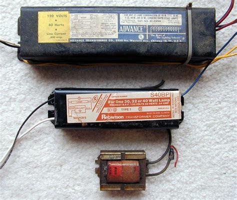 what is a light ballast how to install an occupancy sensor light switch