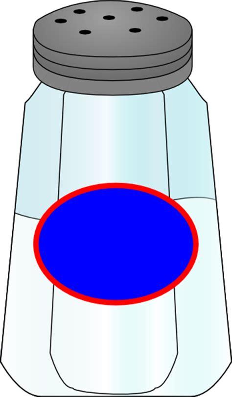 Salt Clipart salt shaker oval clip at clker vector clip royalty free domain