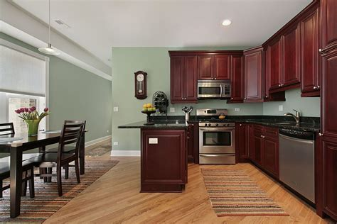 kitchen paint colors cherry cabinets home furniture design