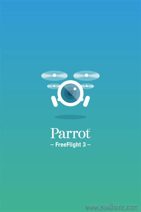 freeflight  pour piloter les minidrones de parrot