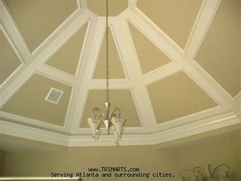 Vaulted Ceiling Trim by Trim Molding In Rooms With Vaulted Ceilings Studio