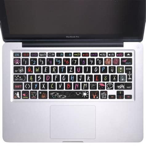 Aufkleber Macbook Tastatur by Halloween Blackbroad Tastatur Aufkleber F 252 R Macbook