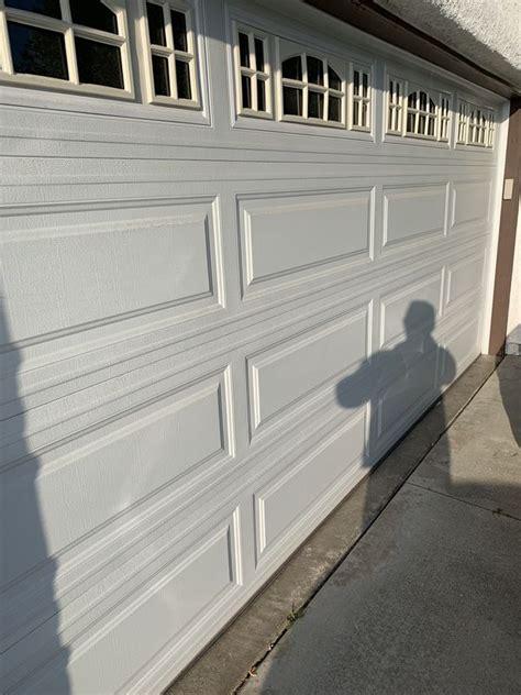 garage door     sale  los angeles ca offerup